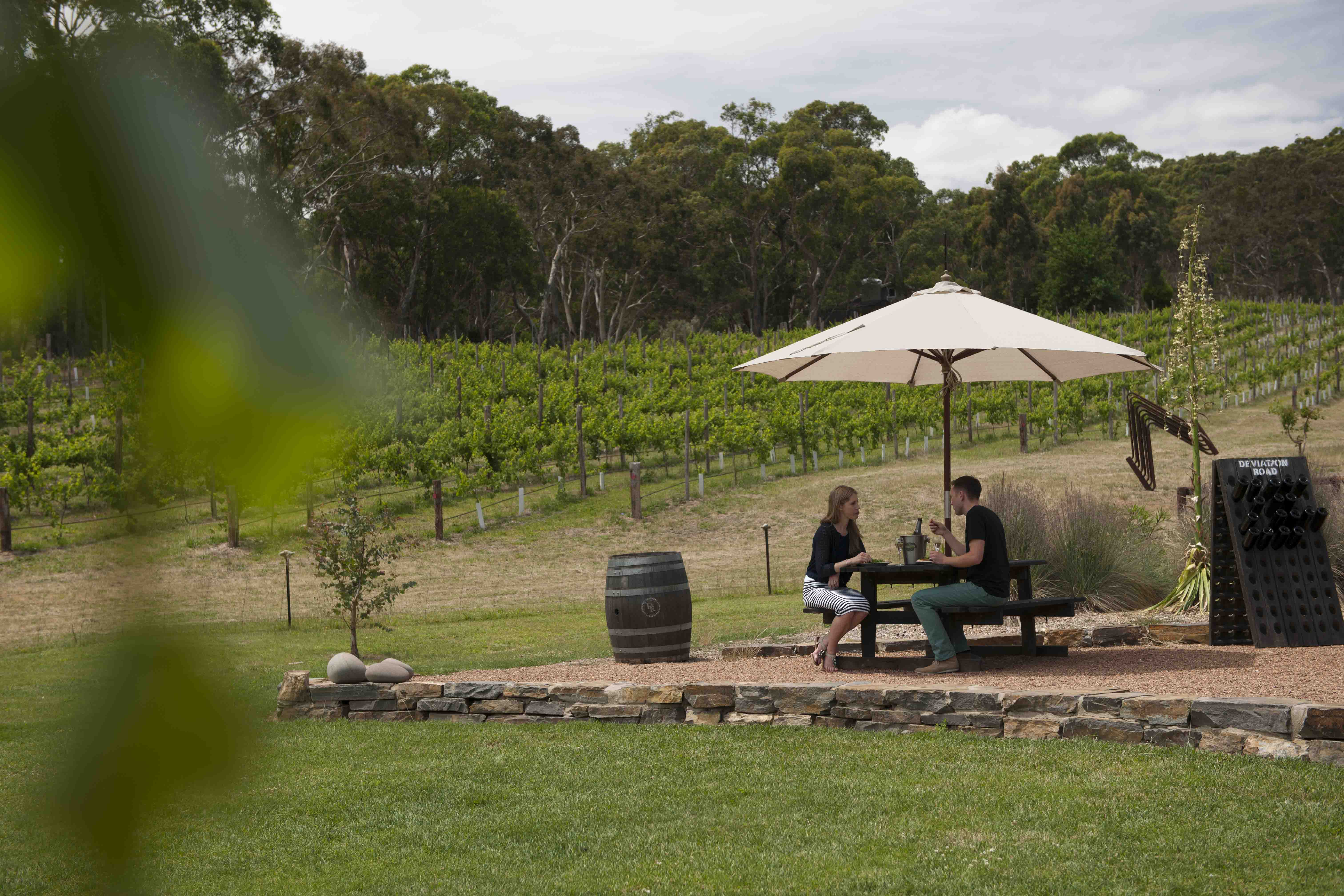 Deviation Road Adelaide Hills Cellar Door
