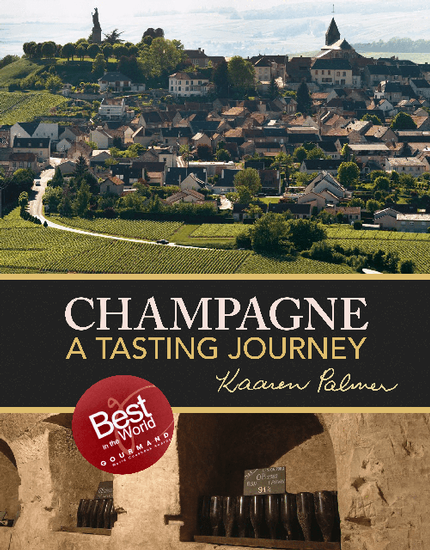 Champagne Tasting Journey book by Kaaren Palmer Image