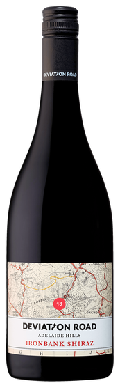 2018 Ironbank Shiraz