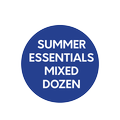 Summer's essential mixed dozen